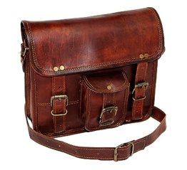 Image result for Briefcase Messenger Bag