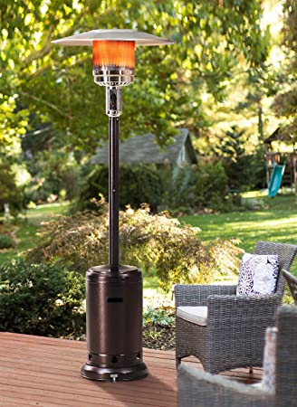 Living-Flame-Patio-Heater