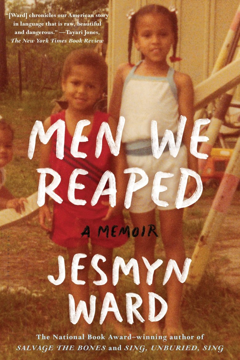 Book Cover for Men We Reaped