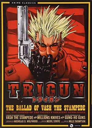Image result for trigun