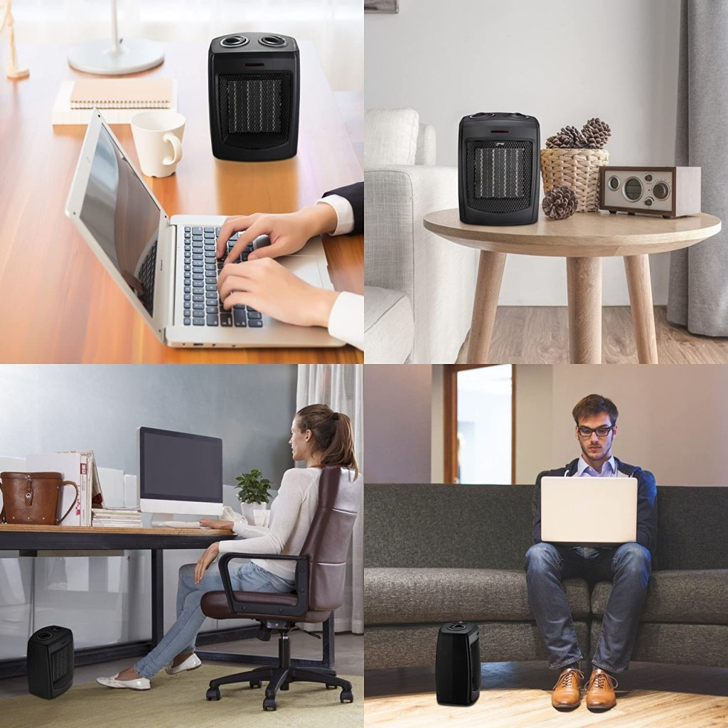 andily Space Heater Review