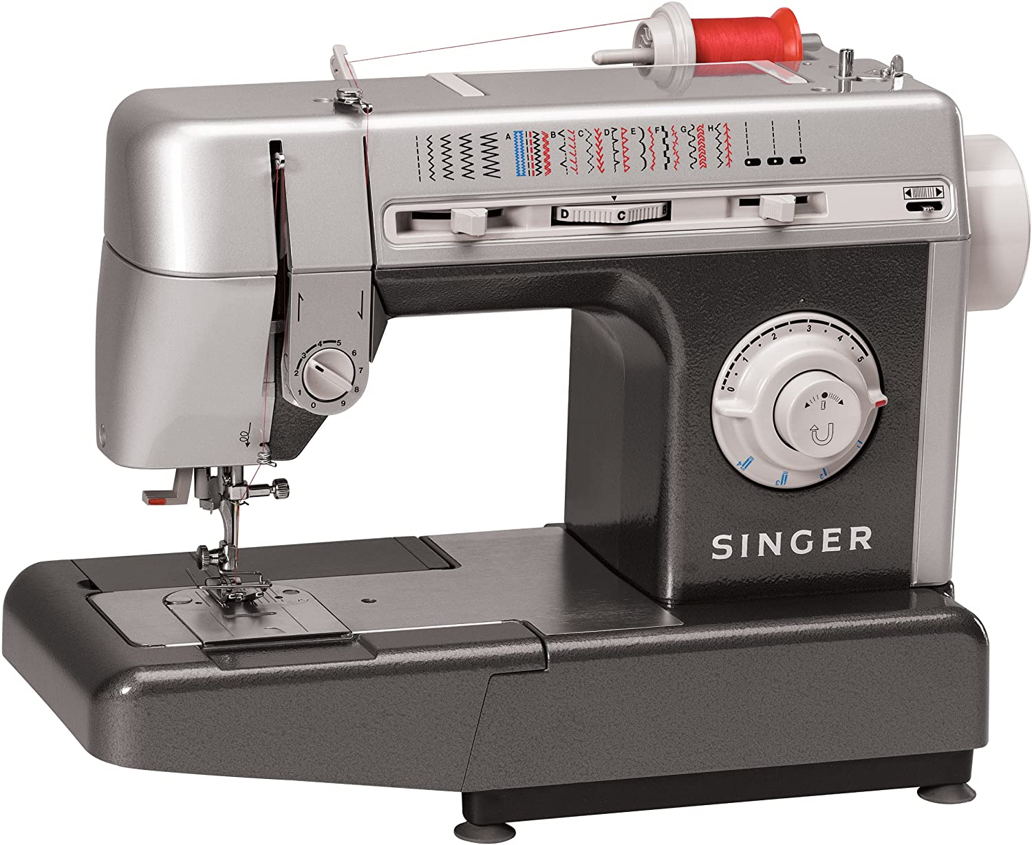 Best Sewing Machine for Leather and Denim