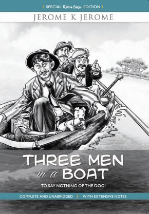 Image result for THREE MEN IN A BOAT