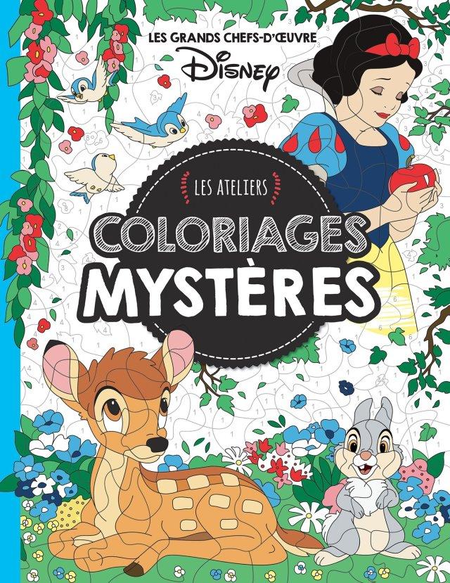 Classiques, Disney Scènes Mythique, ATELIERS DISNEY: Les ateliers