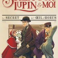 Sherlock, Lupin & moi - Tome 8 - Le secret de l'œil d'Horus: Irene Adler