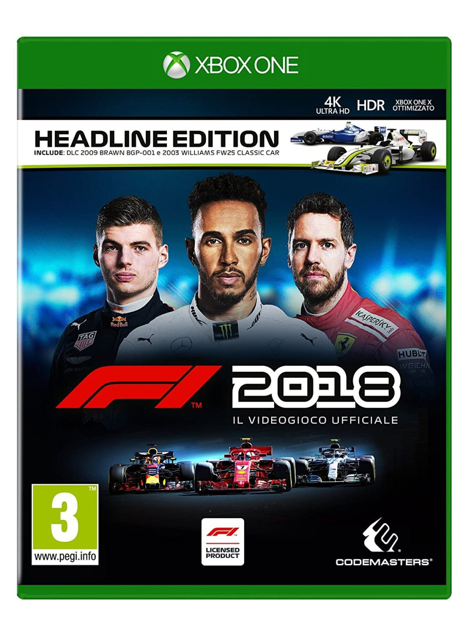 f1 2018 game recensione,F1 2018, F1 2018 Codemasters sfiora la perfezione