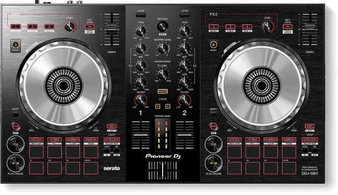 Pioneer DJ DDJ-SB3 DJ ControllerBlack Friday Deals 2019