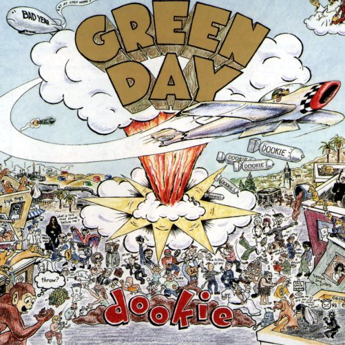 Dookie: Green Day: Amazon.fr: Musique