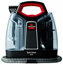 Bissell SpotClean Auto Portable Cleaner for Carpet & Cars - Best Steam Cleaner Specifically for Cars