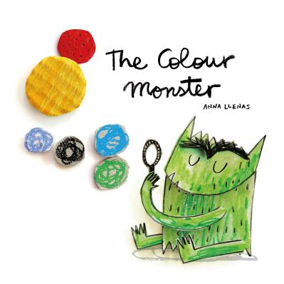 The Colour Monster: Amazon.co.uk: Llenas, Anna: Books