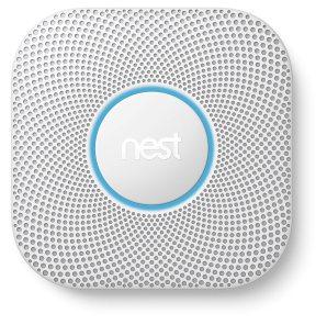 détecteur fumee nest