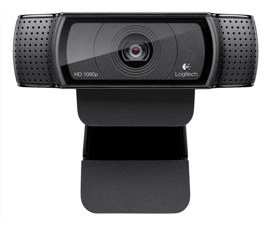 Logitech HD Pro Webcam C920, Resolución FullHD 1080p