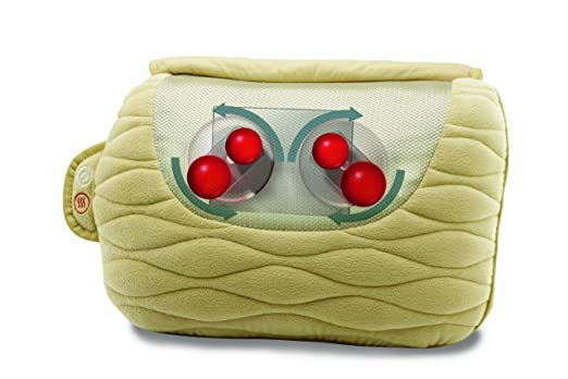 Best Massage Pillow By HoMedics Shiatsu Plus Vibration SP-25H