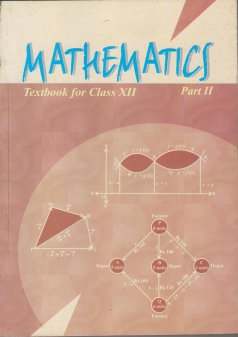 Mathematics Textbook for Class 12 Part - 2 - 12080: Amazon.in ...
