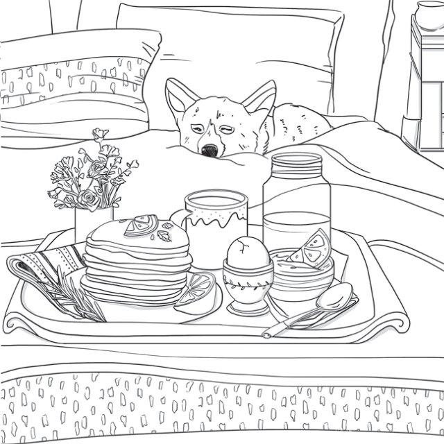 Amazon.com: A Cozy Coloring Cookbook: 30 Simple Recipes to Cook