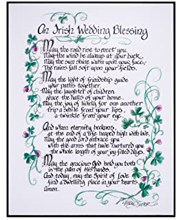 Wedding Anniversary Blessings Irish | deweddingjpg.com