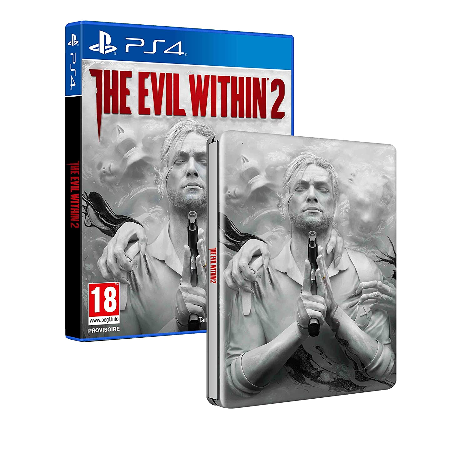 The Evil Within 2 + steelbook (exclusif Amazon)
