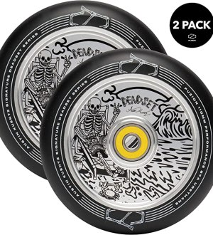 Best Scooter wheels: Fuzion Pro Scooter
