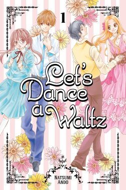 Let's Dance a Waltz 1: Amazon.ca: Ando, Natsumi: Books