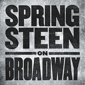 Resultado de imagen de Bruce Springsteen - Springsteen on Broadway