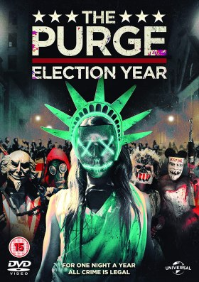 Amazon.com: The Purge: Election Year (DVD + Digital Download ...
