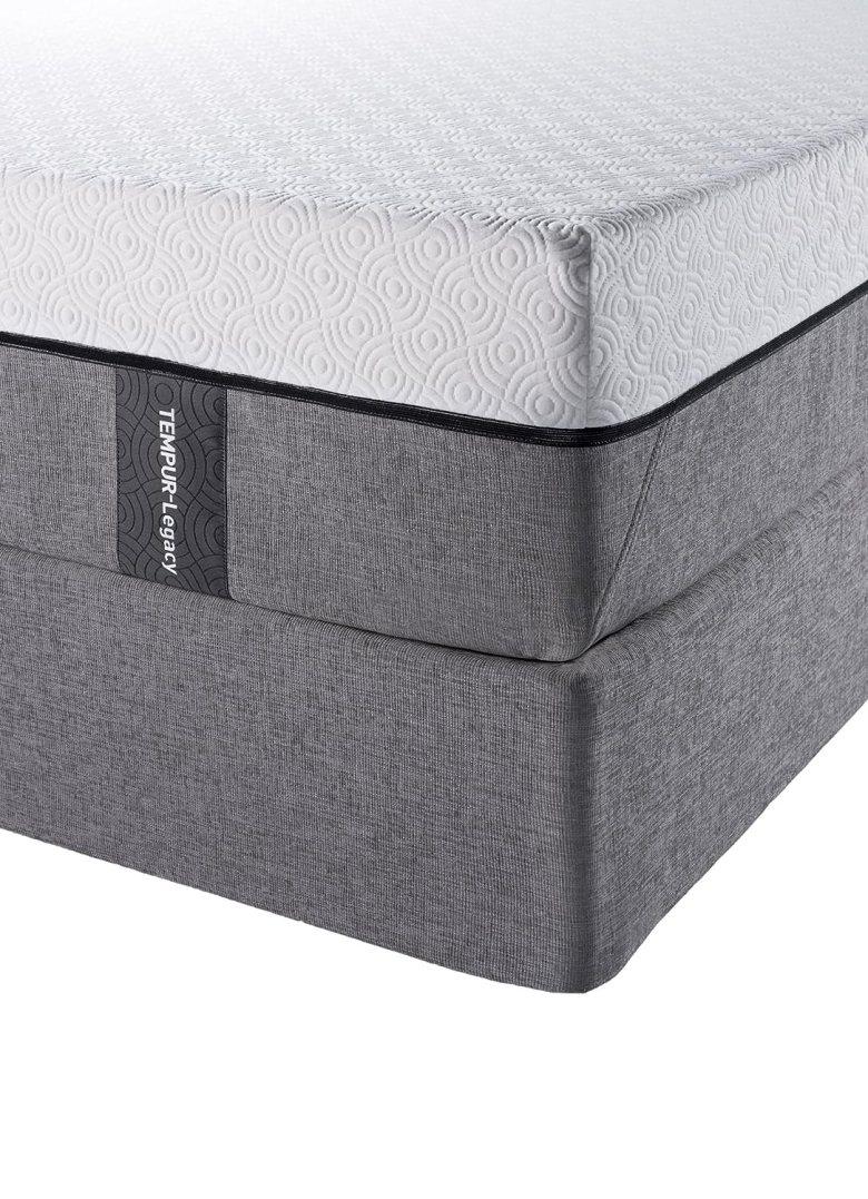 Tempur-Pedic TEMPUR-Legacy Soft Cooling Foam Mattress, King, Made in USA, 10 Year Warranty