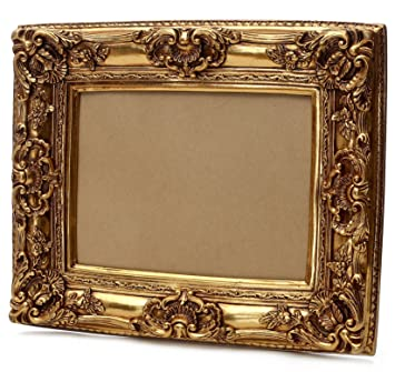 Bilder Rahmen Gold