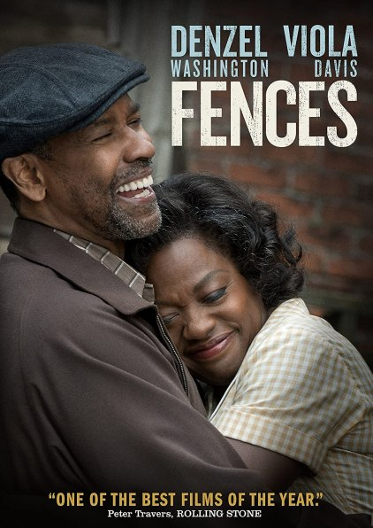 Amazon.com: Fences [DVD]: Denzel Washington, Viola Davis, Stephen  Henderson: Movies & TV