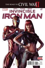 Image result for invincible iron man 7