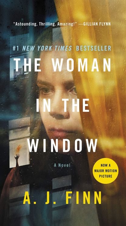 Buy The Woman in the Window [Movie Tie-In] Book Online at Low ...