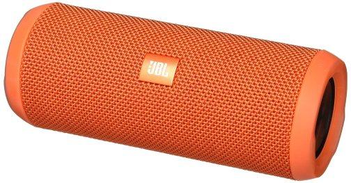 JBL Flip 3 Splashproof Portable Bluetooth Speaker, Speakers Under 100