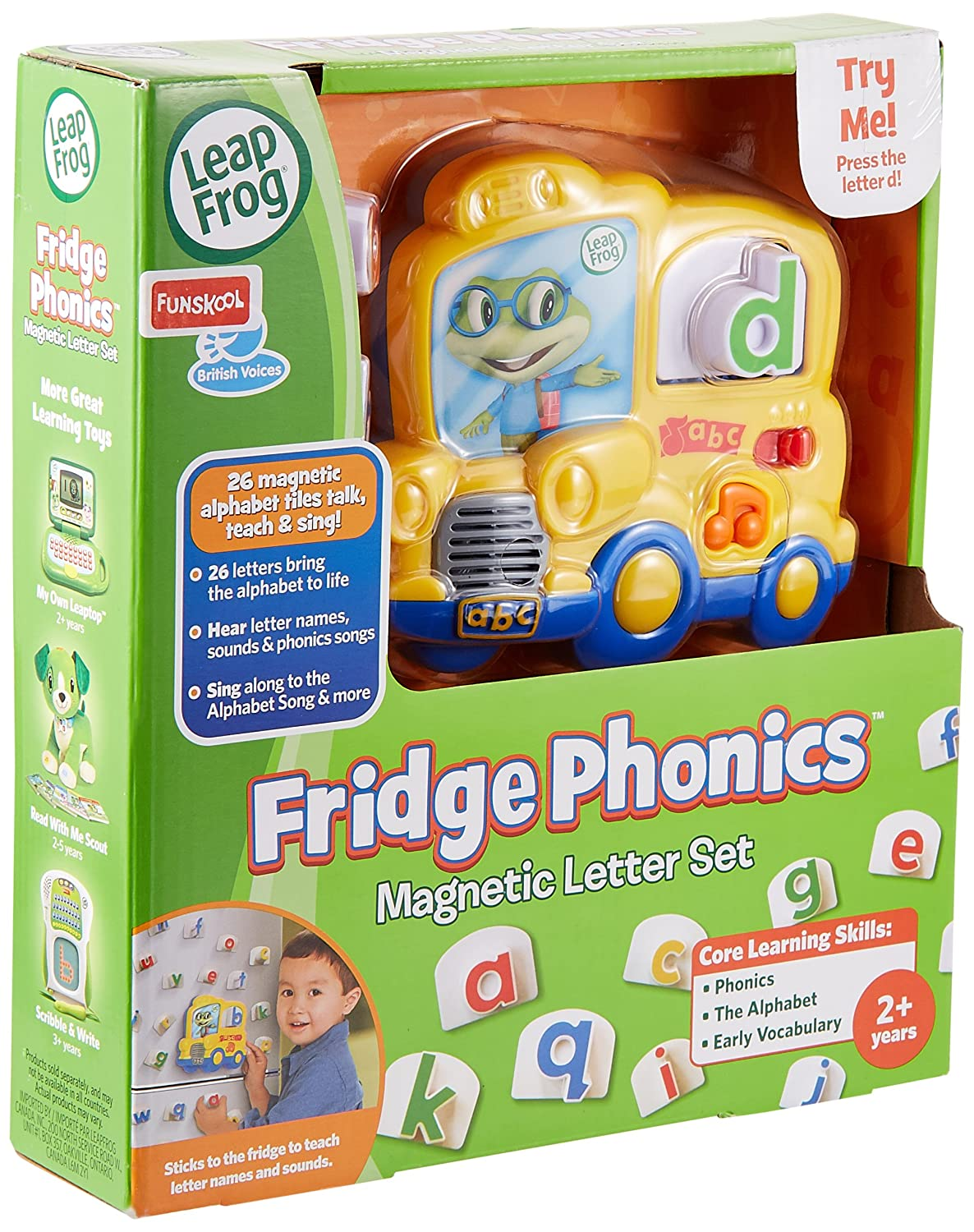 LeapFrog Fridge Phonics Set