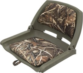 Attwood 98391GNMX Padded Boat Seat