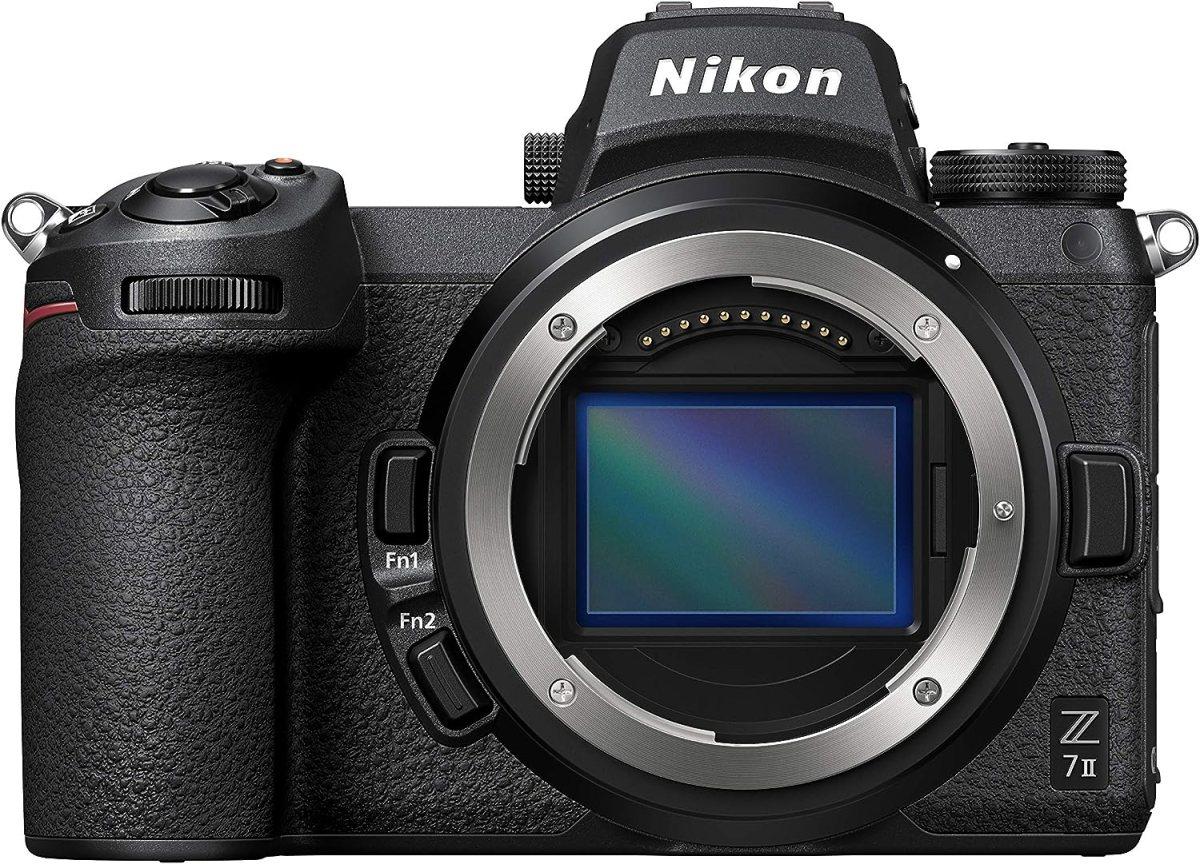 Nikon Z 7II FX-Format Mirrorless