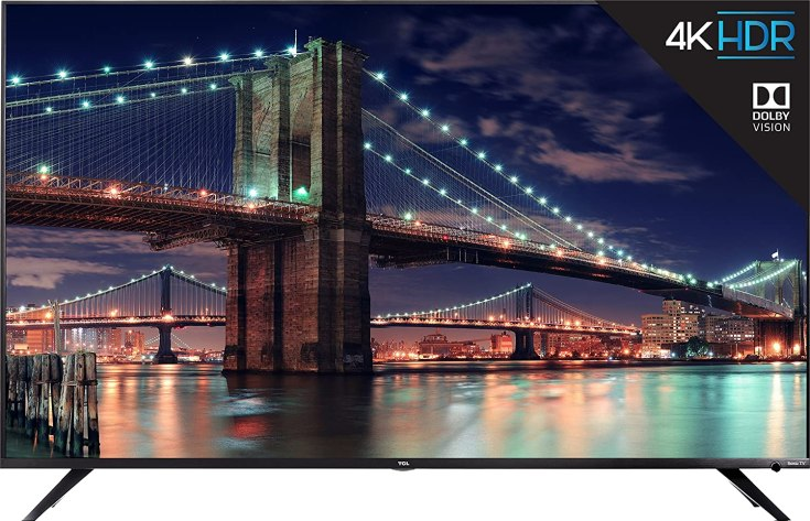 TCL 65R617 TV Black Friday Deal 2019