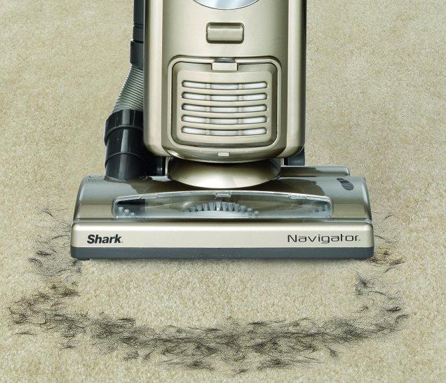 SharkNinja Navigator Deluxe Upright Corded Bagless Vacuum review