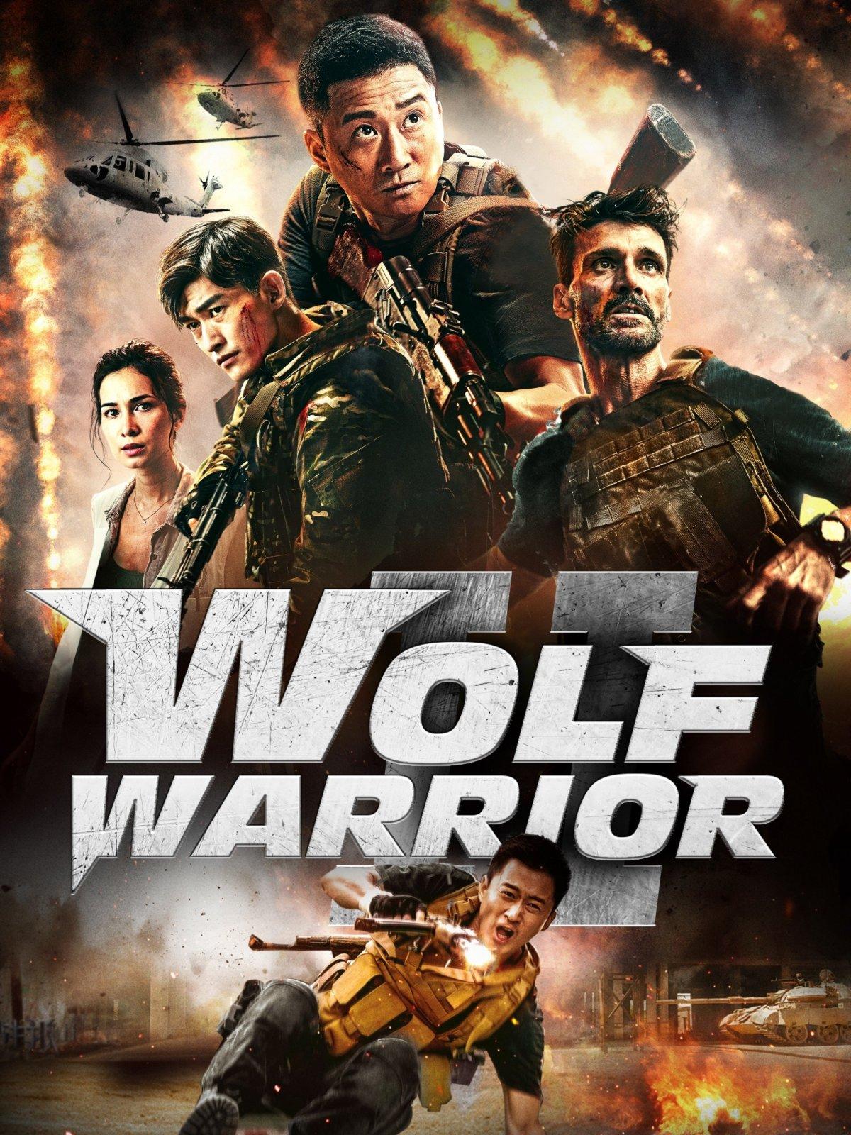 Watch Wolf Warrior 2 | Prime Video