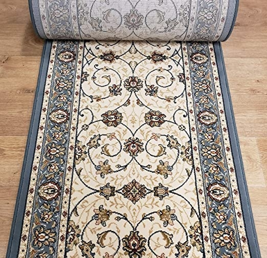 Amazon Com 180028 Rug Depot Traditional Sold By The Foot Stair | Home Depot Hall Runners By The Foot | Persian Rug | Area Rugs | Flooring | Staircase | Rug Runner