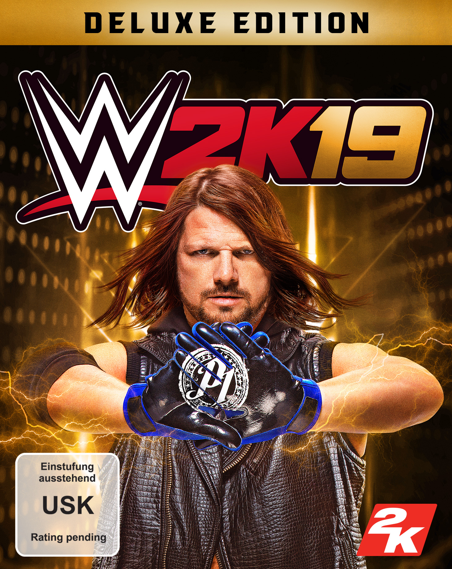 WWE 2K19 Digital Deluxe Edition [PC Code – Steam]