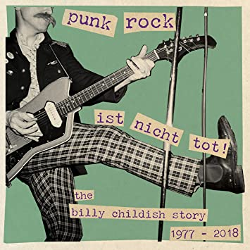Resultado de imagen de Billy Childish - Punk Rock Ist Nicht Tot