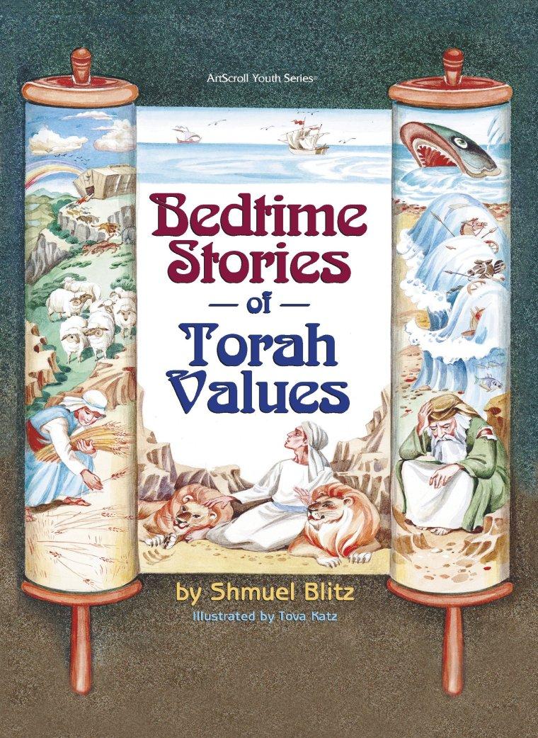 Image result for Bedtime Stories of Torah Values artscroll