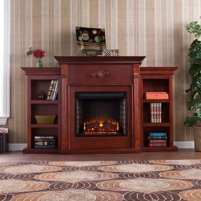 Southern Enterprises Tennyson Electric FireplaceBlack Friday Deals