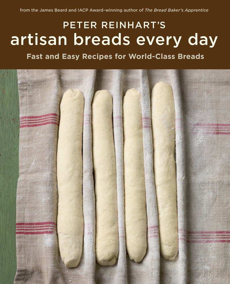 Image of Peter Reinhart's Artisan Breads Every Day