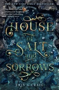 Image result for house of salt and sorrows