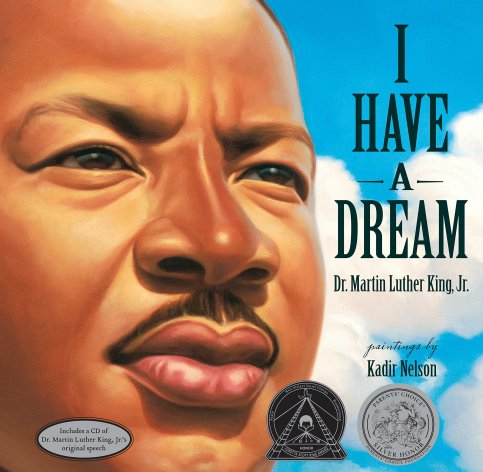 I Have a Dream (Book & CD): King Jr., Martin Luther Dr., Nelson, Kadir:  9780375858871: Amazon.com: Books