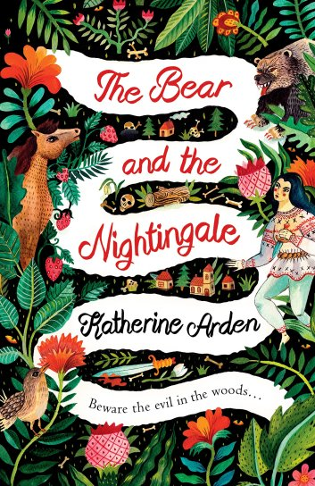 Buy The Bear and The Nightingale: (Winternight Series) Book Online ...