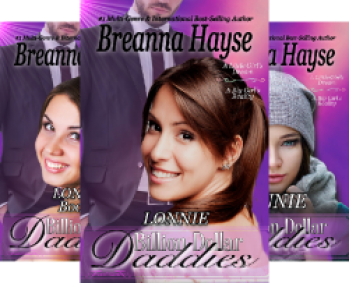 Billion Dollar Daddies (3 Book Series) by Breanna Hayse