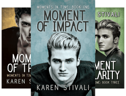 Moments in Time (4 Book Series) by Karen Stivali