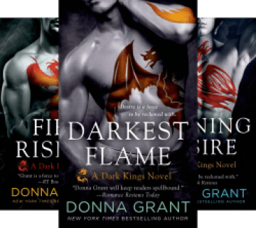 Dark Kings ( 12 Book Series) by  Donna Grant