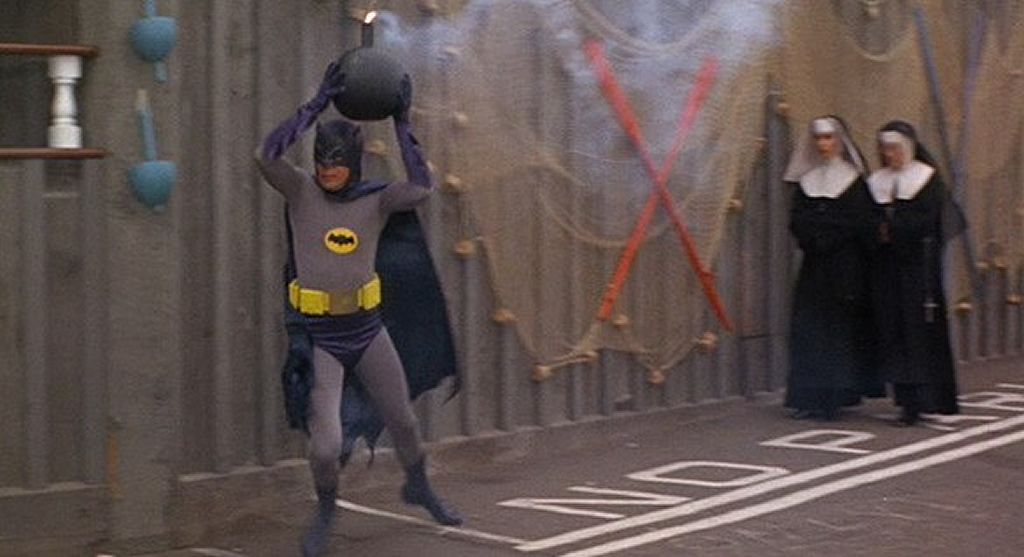 Image result for batman 1966 film